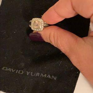 David Yurman ring size 6